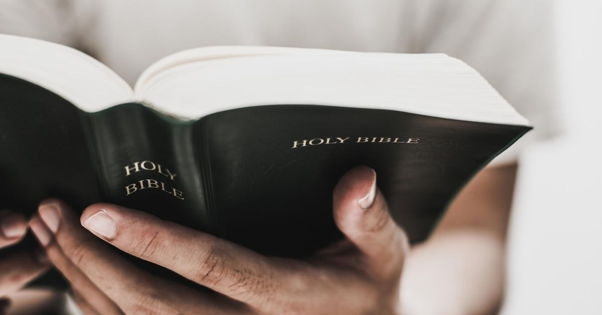 You are currently viewing The Bible is Made for Real Life