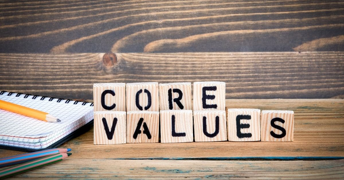 Read more about the article Are Your Core Values Guiding Your Life?