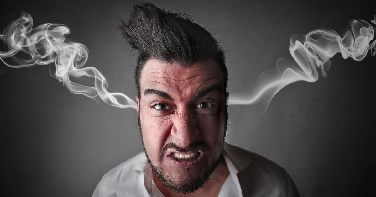Anger and Christianity – Are They Compatible?