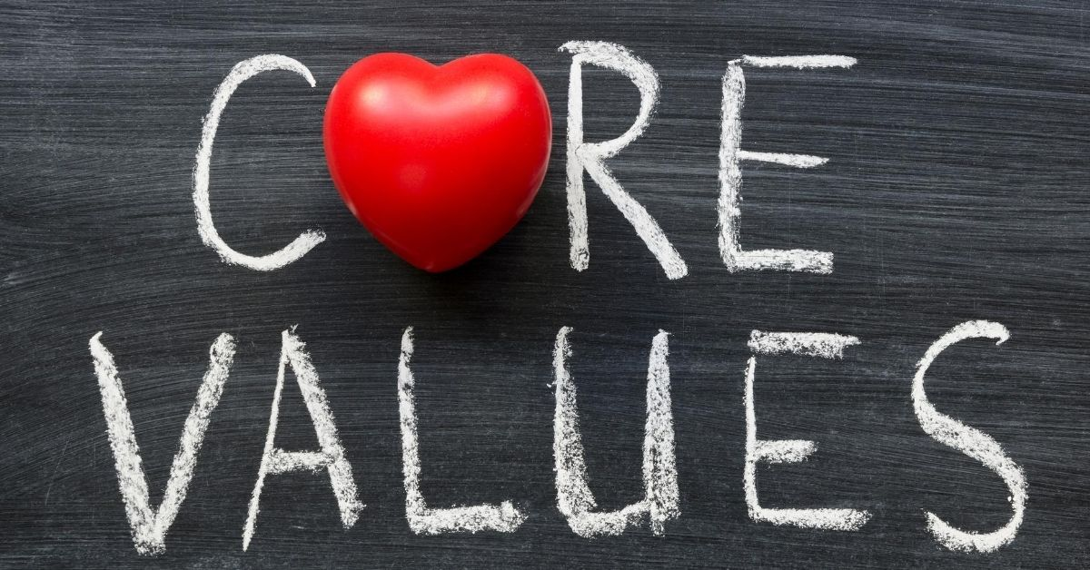Do You Know Your Core Values?
