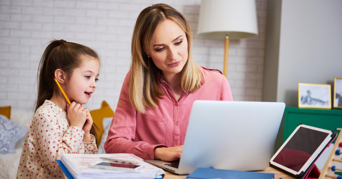 The Working Mom | Working Woman