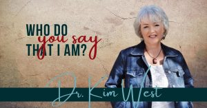 Read more about the article Who Do YOU Say That I Am?
